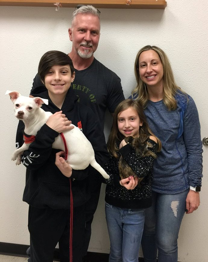 Jenny Adopted