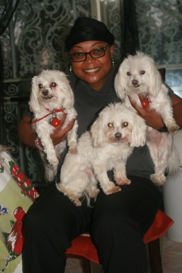 Crystal (center) Adopted