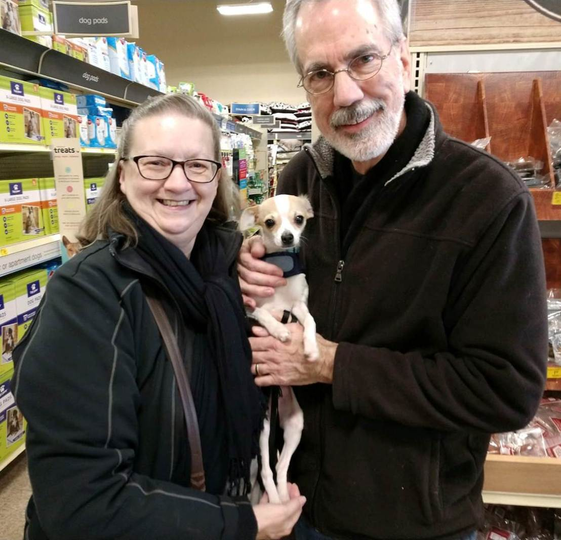 Joey Adopted