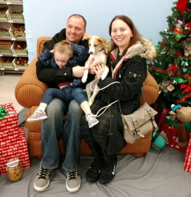 Latte adopted