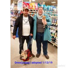 drew adopted 13 jan