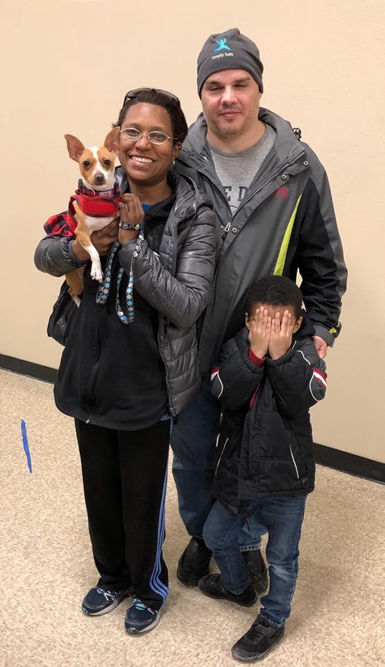 Mae Adopted