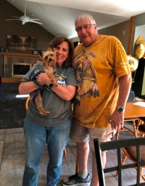 Wookie Adopted