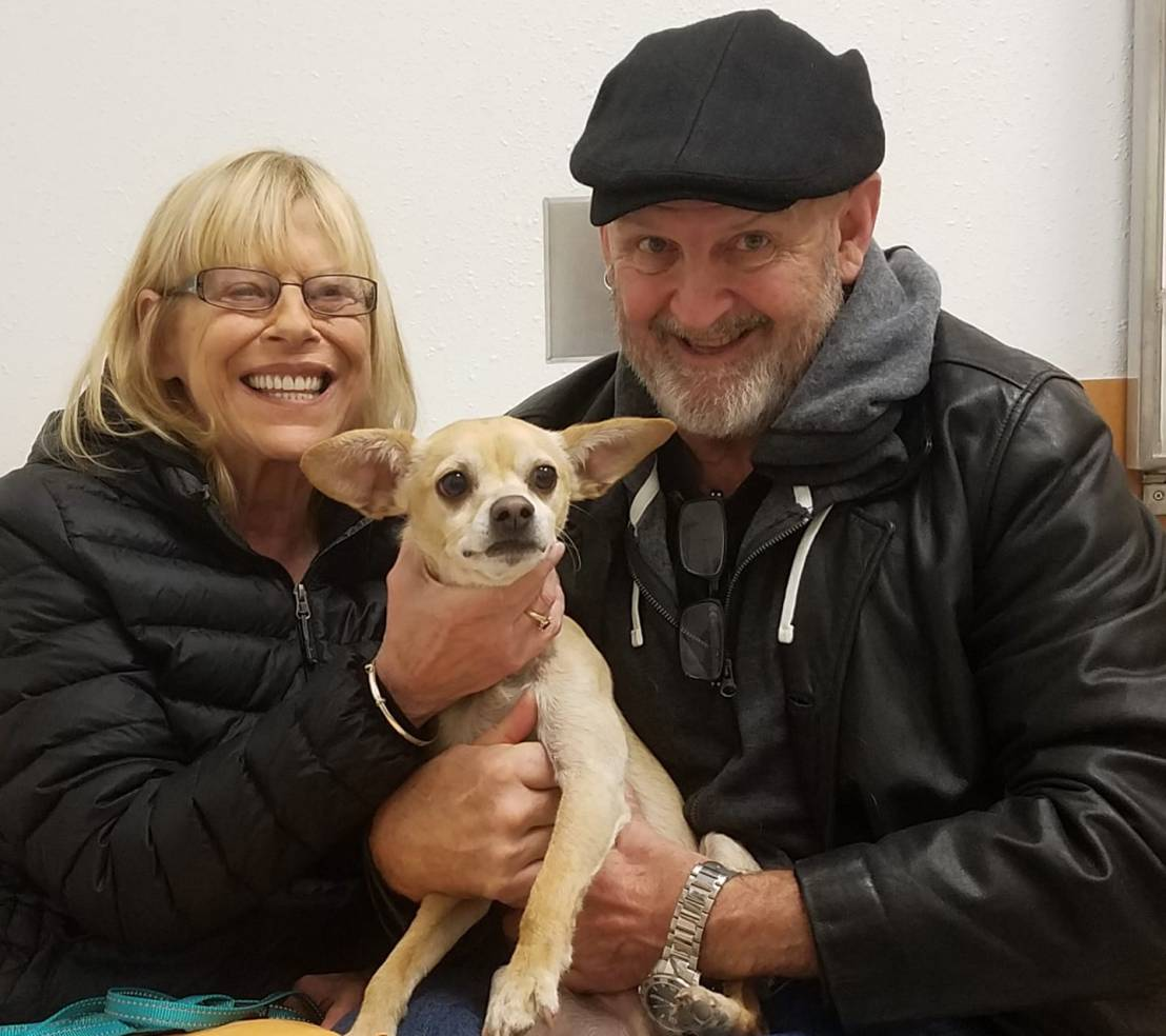 Ranger adopted