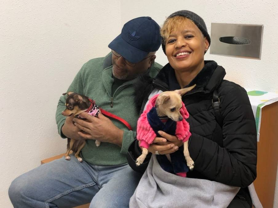 Bisou Adopted